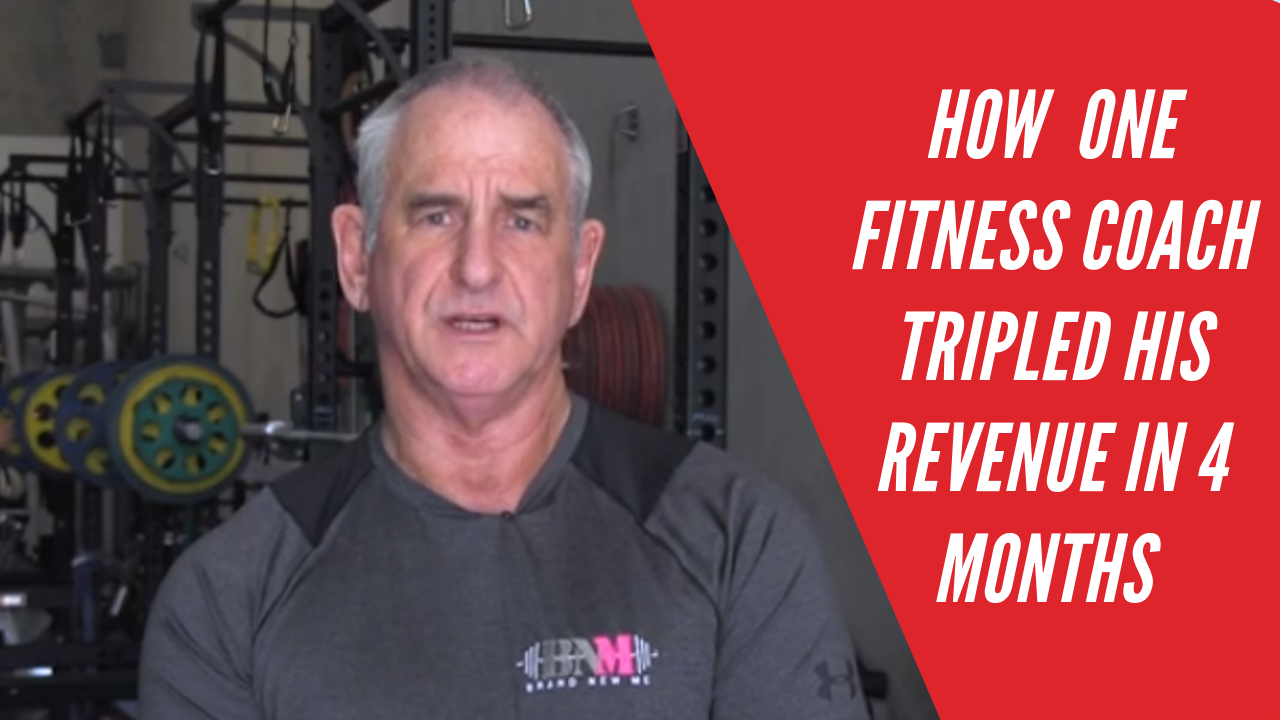 How One Fitness Coach Tripled His Revenue in 4 Months | A COM Ninja Case Study