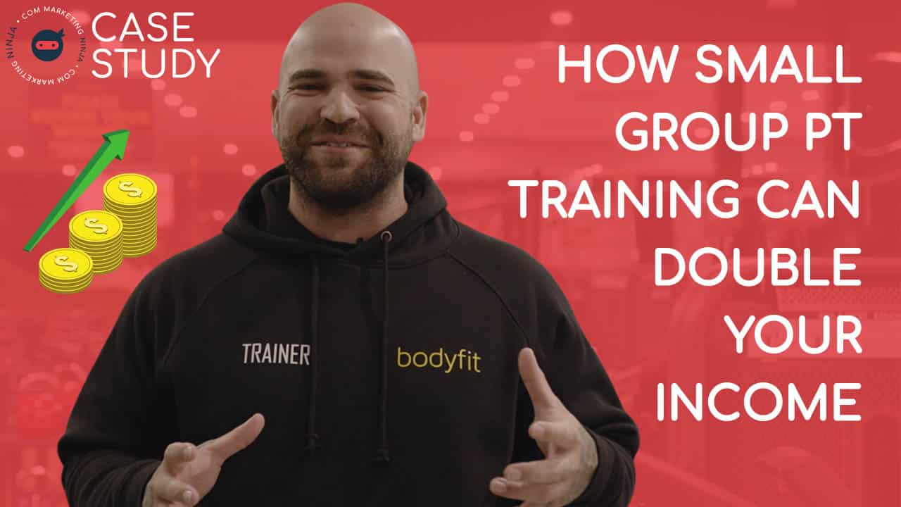 You are currently viewing How Small Group PT Training Can Double Your Income